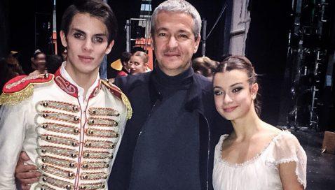 Frederic Olivieri directeur du ballet de la Scala