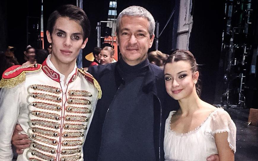 Frédéric Olivieri, Directeur du Ballet de la Scala
