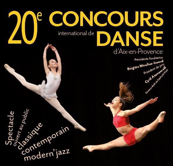 Palmarès du Concours d'Aix en Provence 2017