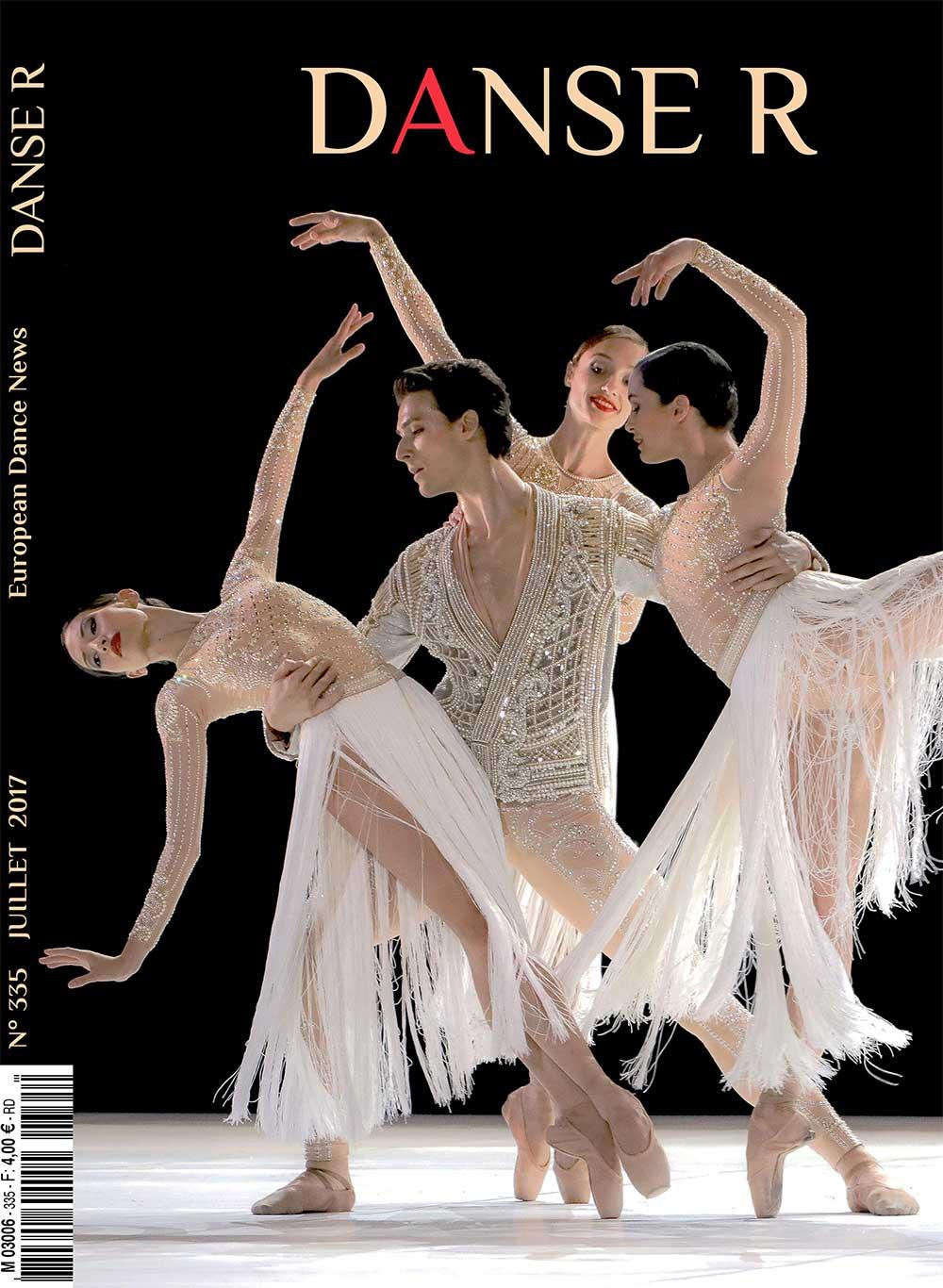 Magazine Danse Juillet 2017