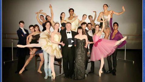 Charlotte Ballet : Hommage à Jean Pierre BONNEFOUX