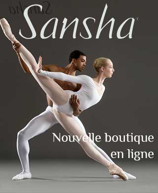 Boutique Sansha à Paris
