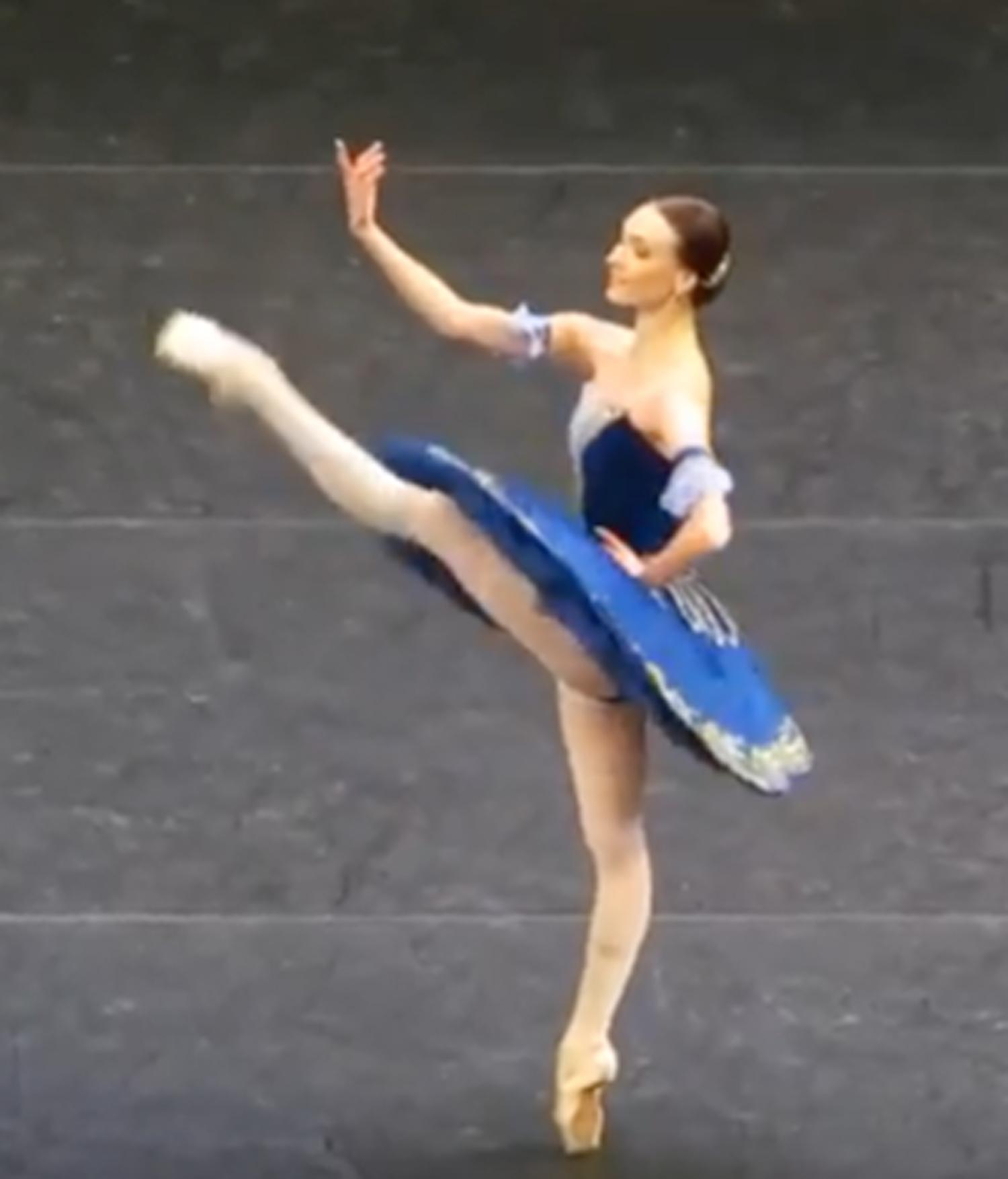 Hommage à Olga Smirnova