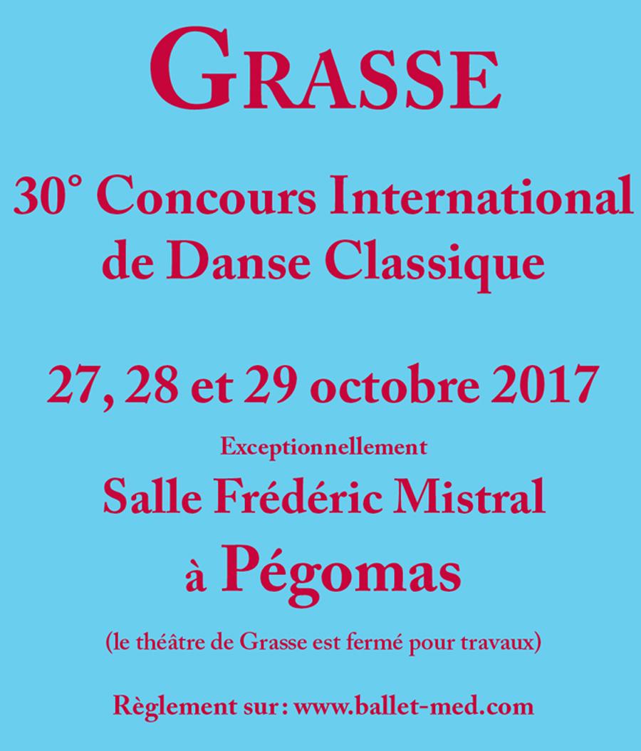 Stage de Grasse