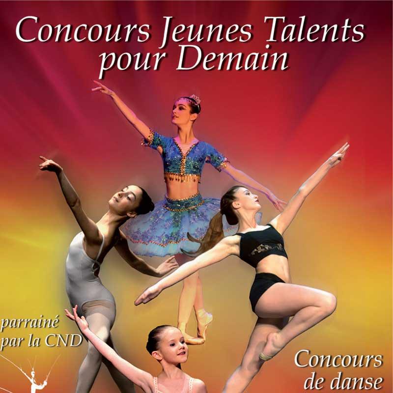 Palmarès du Concours Jeunes Talents pour demain