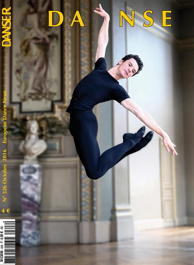 Magazine Danse Octobre 2016