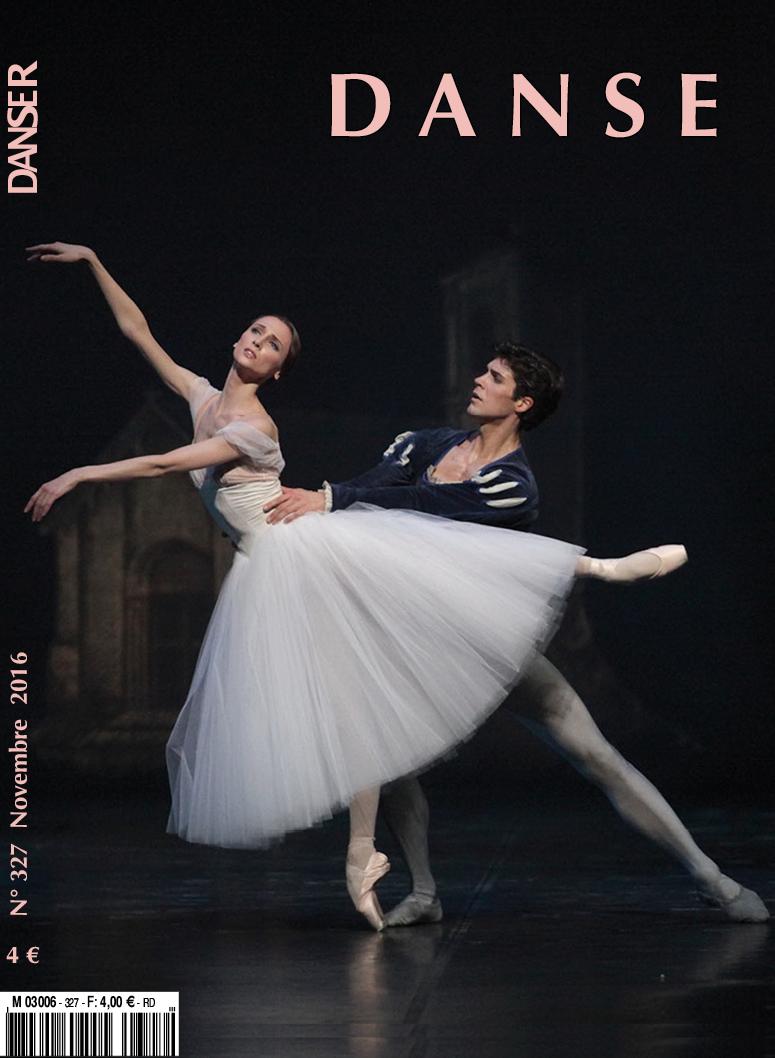 Magazine Danse Novembre 2016
