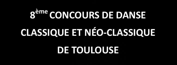 8ème Concours de Danse Toulouse