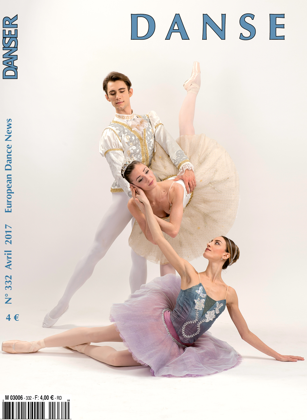 Magazine Danse Avril 2017