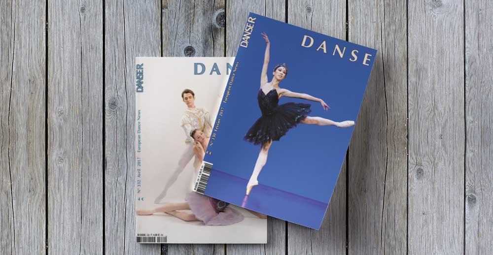 abonnement danse magazine de la danse. Black Bedroom Furniture Sets. Home Design Ideas