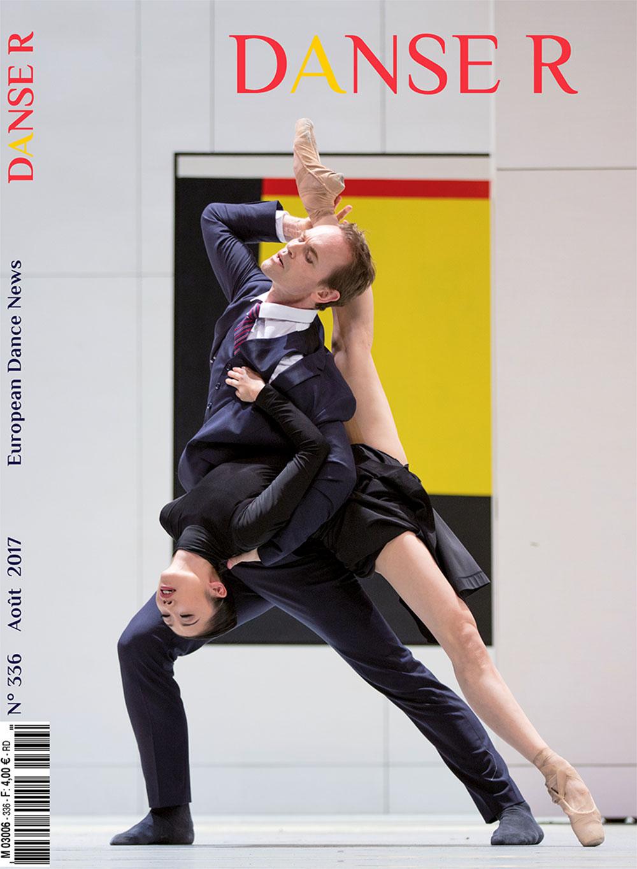 Magazine DANSE R  Aout 2017