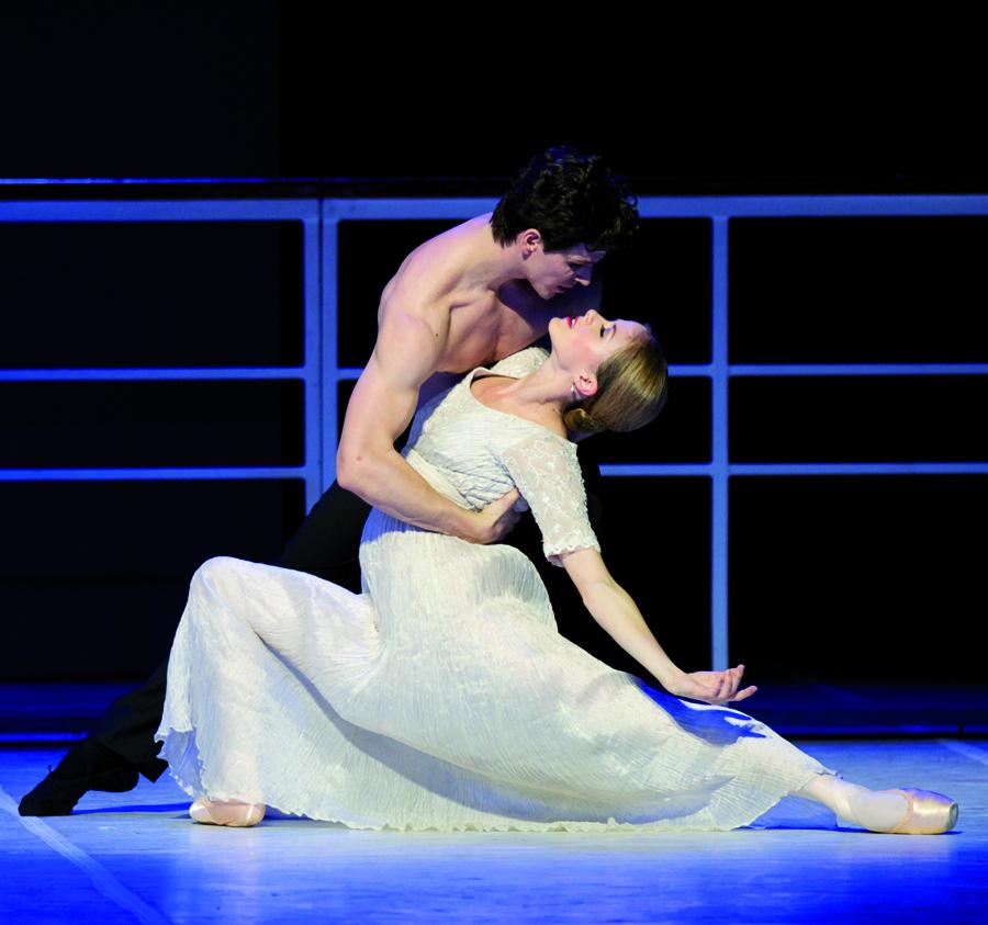 Nijinsky  Ballet National du Canada