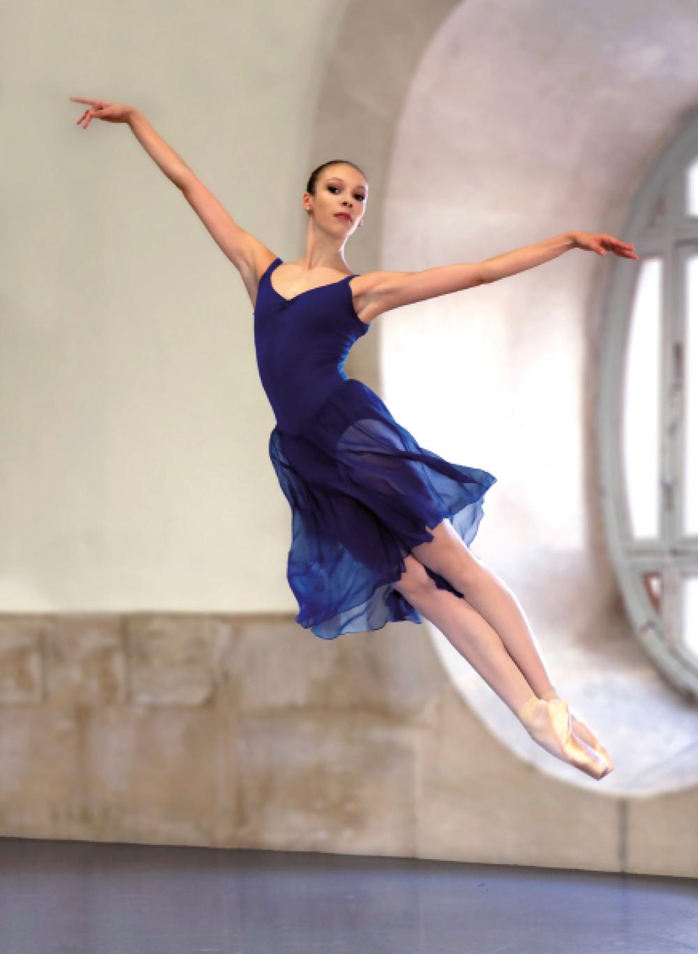 Concours interne de promotion 2018  Ballet de l'Opéra de Paris