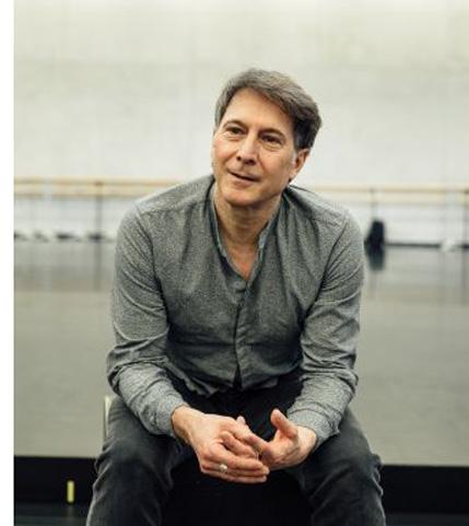 Martin Schläpfer, directeur du Ballet de Vienne