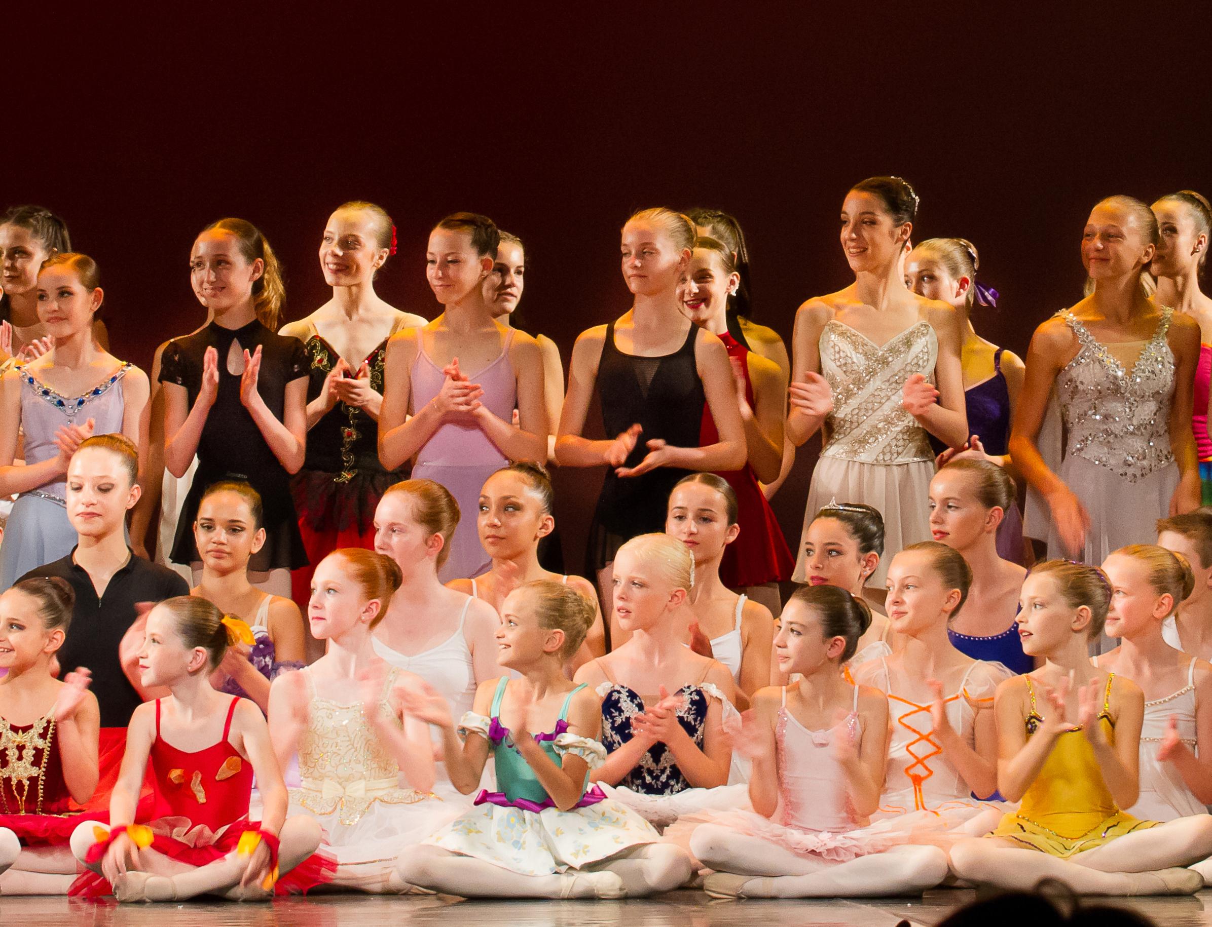 Palmarès du 4° Concours International de Danse de Saint Quentin