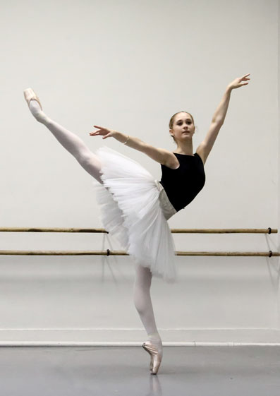 Concours interne de promotion  filles –  Ballet de l'Opéra de Paris