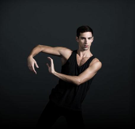 Marc Moreau Premier Danseur
