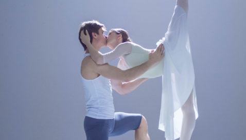 Répétition pour Deauville : Artem Ovcharenko et Anna Tikhomirova