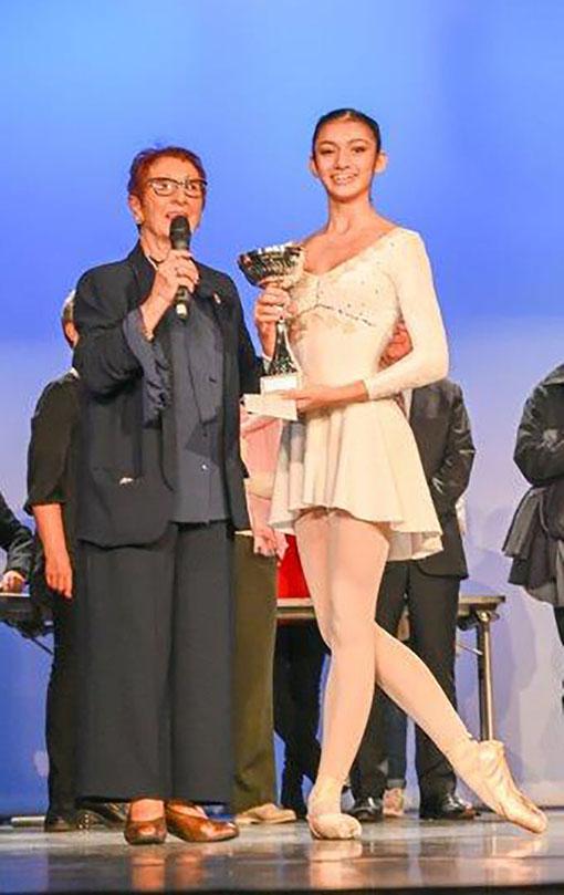 Palmarès du 33e Concours International  Méditerranéen de danse classique de Nîmes