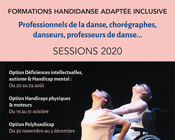 Formation Handidanse – Sessions 2020