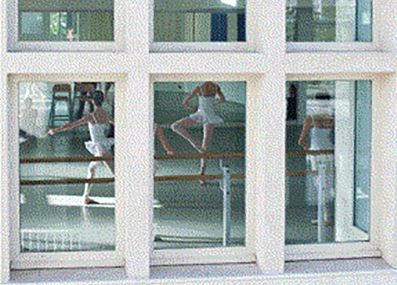 Reprise des Cours à l'École de Danse de l'Opéra de Paris