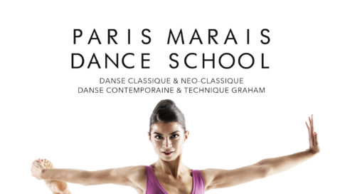 10° STAGE INTERNATIONAL - PARIS  MARAIS DANCE SCHOOL