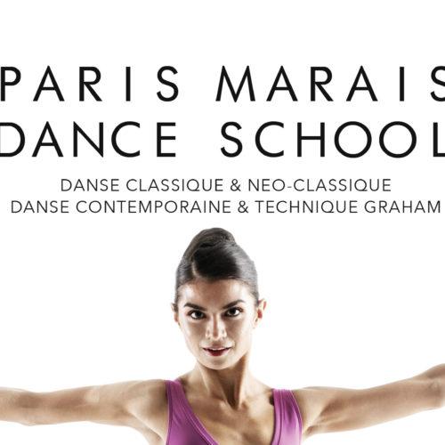 10° STAGE INTERNATIONAL – PARIS  MARAIS DANCE SCHOOL